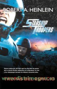 Tropas del Espacio - Robert A. Heinlein