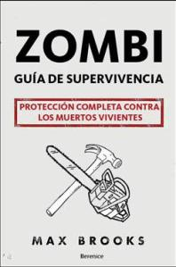 Zombi - Guía de Supervivencia - Max Brooks