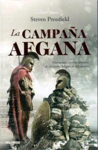 La Campaña Afgana - Steven Pressfield