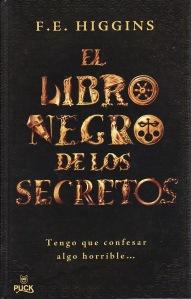 El Libro Negro de los Secretos - F.E. Higgins