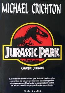 Parque Jurásico - Michael Crichton