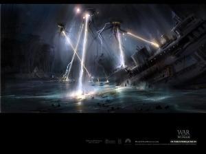 La guerra de los mundos - HG Wells
