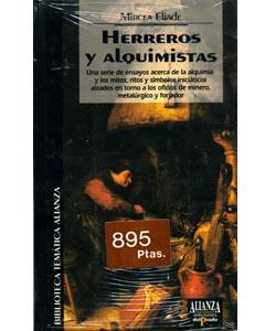 Herreros y Alquimistas - Mircea Eliade