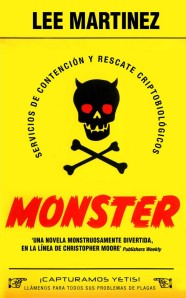 Monster -  A. Lee Martínez