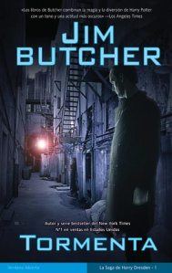 Tormenta - Jim Butcher