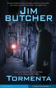Tormenta - Jim Butcher