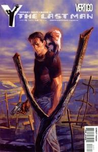 Y El Último Hombre - Brian K. Vaughan
