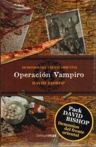 Operación Vampiro - David Bishop