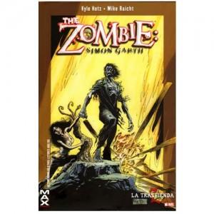 El Zombie - Simon Garth - Kyle Hotz - Mike Raicht