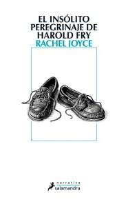 EL Insolito peregrinaje de Harold Fry - Rachel Joyce