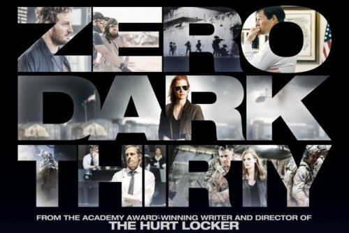 la noche mas oscura zero dark thirty poster