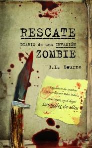 Rescate - Diario de una invasión Zombie 3 - JL Bourne