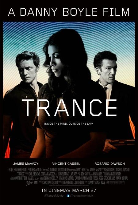 Poster Trance Boyle