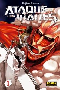 Ataque a los titanes - Hajime Isayama