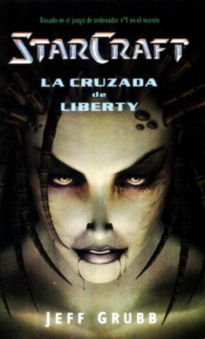 La Cruzada de Liberty - Jeff Grubb