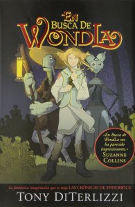 En Busca de Wondla - Tony DiTerlizzi