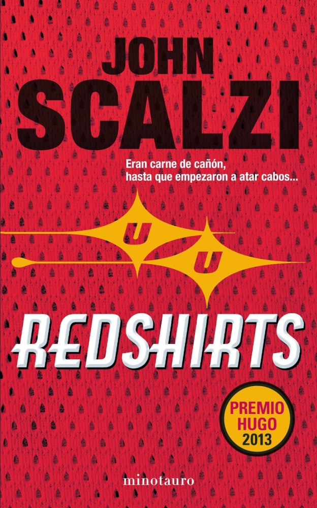 Redshirts - John Scalzi (1/2)