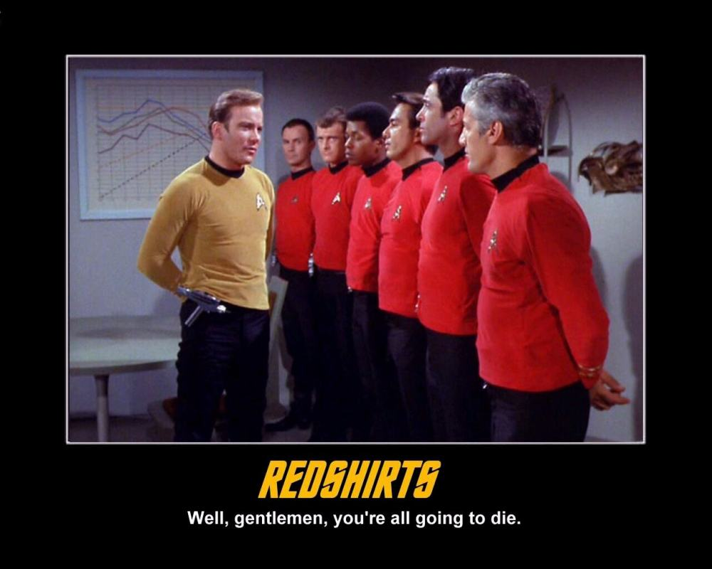 Redshirts - John Scalzi (2/2)