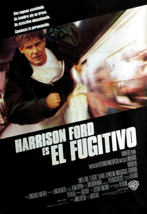 El fugitivo poster
