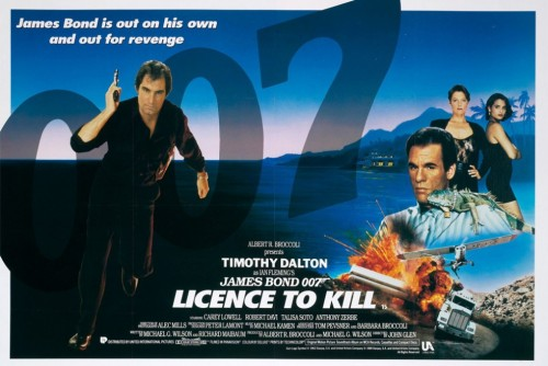 Licence to Kill poster1