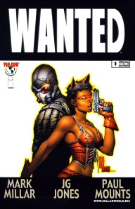 Wanted01 - Mark Millar JG Jones