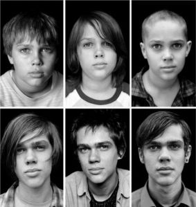 Boyhood evolucion