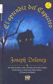 El aprendiz del espectro - Joseph Delaney