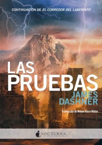 Las Pruebas - James Dashner