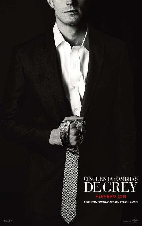 50 sombras de Grey poster