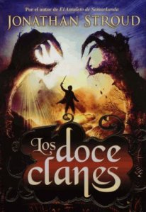 Los Doce Clanes - Jonathan Stroud