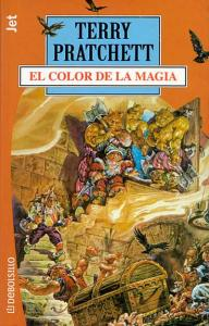 El Color de la Magia - Terry Pratchet