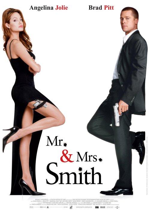 sr y sra smith poster