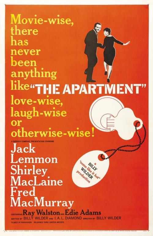 El_apartamento-poster