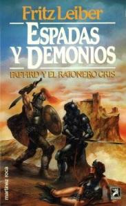 Espadas y Demonios - Fritz Leiber