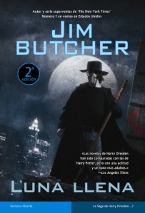 Luna Llena - Jim Butcher