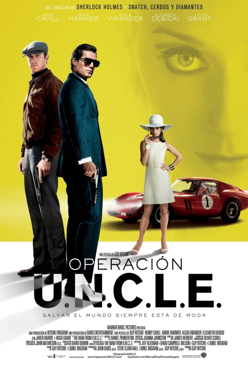 OPERACION UNCLE poster 2