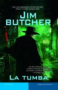 La tumba - Jim Butcher