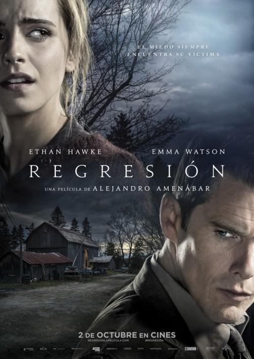 Resgresion poster