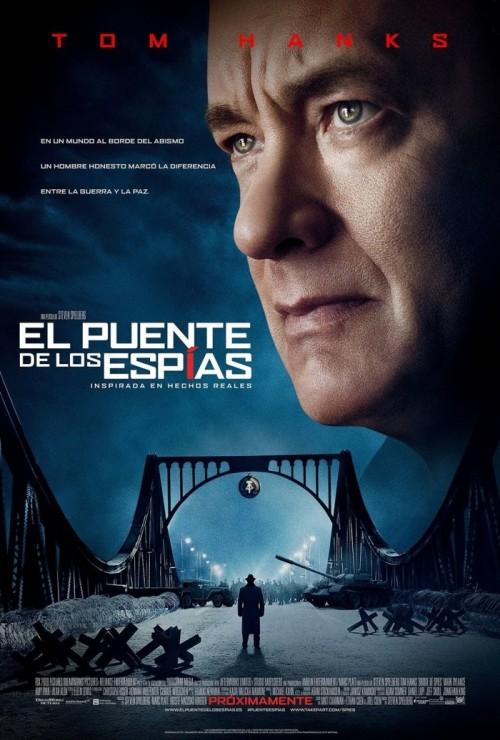 el puente de los espías poster