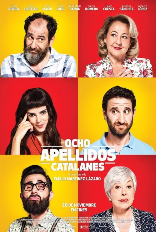 ocho apellidos catalanes poster