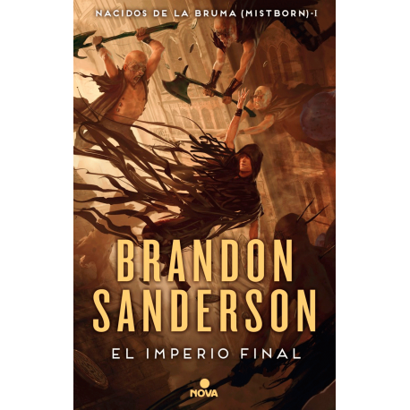 El Imperio Final - Brandon Sanderson