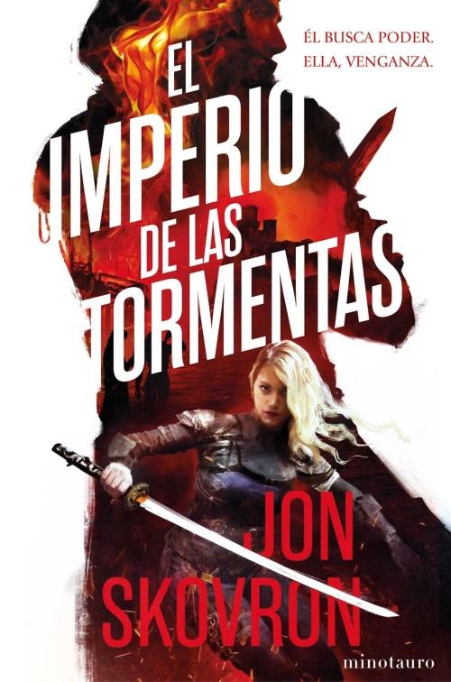 El imperio de las Tormentas - Jon Skovron