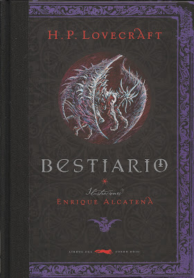 Bestiario de HP Lovecraft - Enrique Alcatena