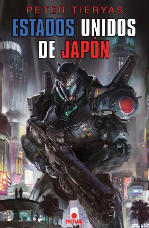 Estados Unidos de Japón - Peter Tieryas