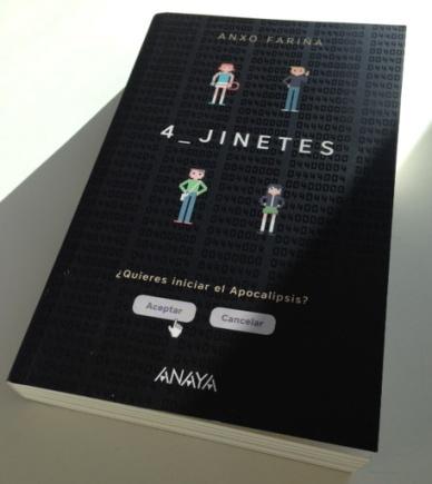 4_Jinetes - Anxo Fariña