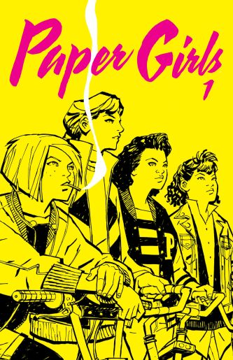 Paper Girls - Brian K Vaughan