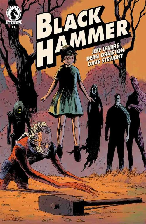 Black Hammer - Jeff Lemire