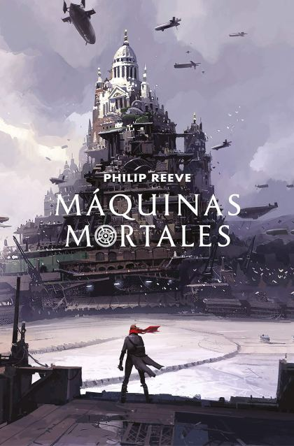 Máquinas Mortales - Philip Reeve