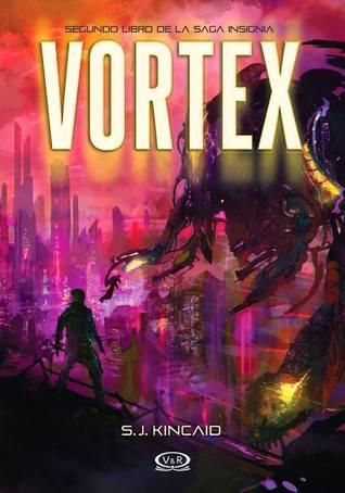 Vortex - SJ Kincaid