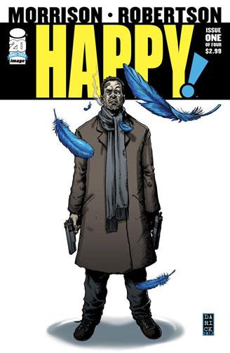 Happy - Grant Morrison